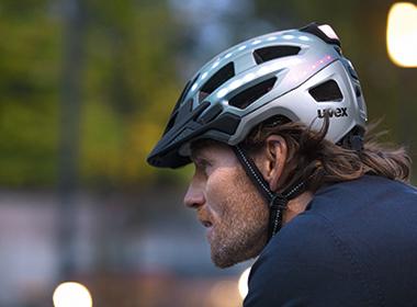 UVEX Trekking & City Helme