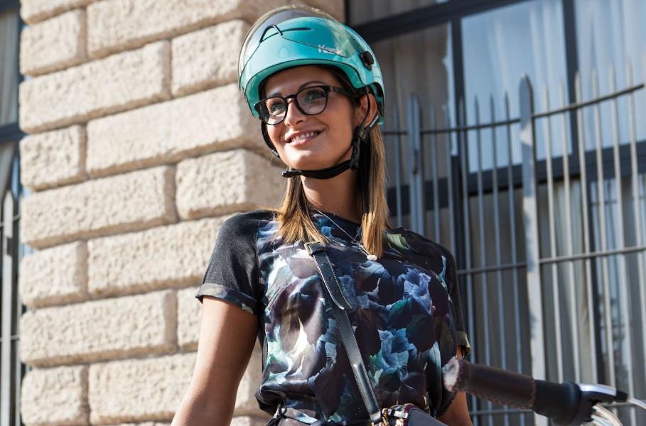 Kask Lifestyle helm visier
