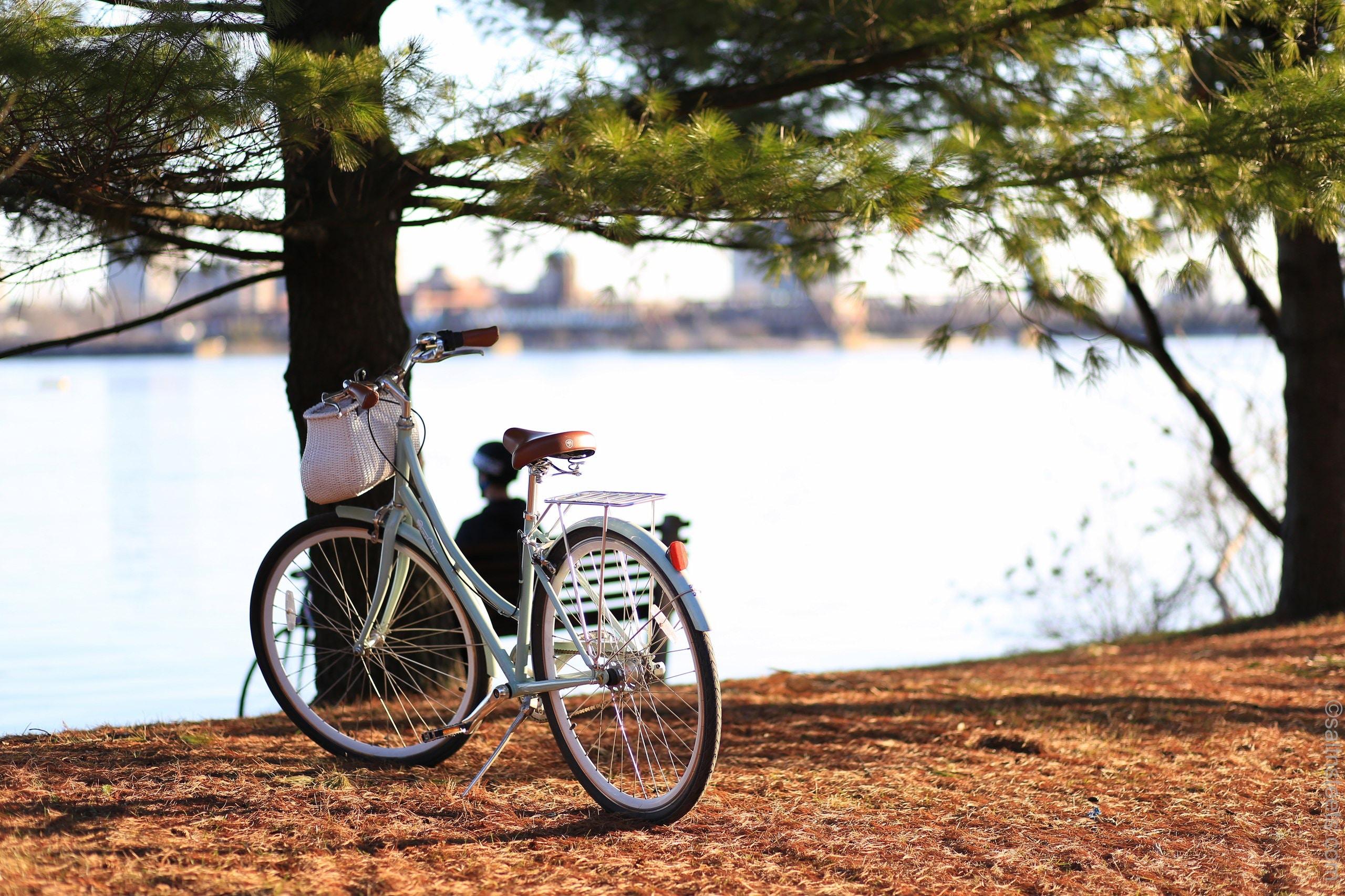 Fiesnetwerk fiets route