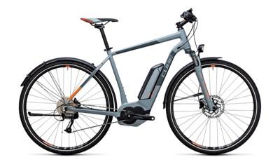 Hybride elektrische fietsen Bikester