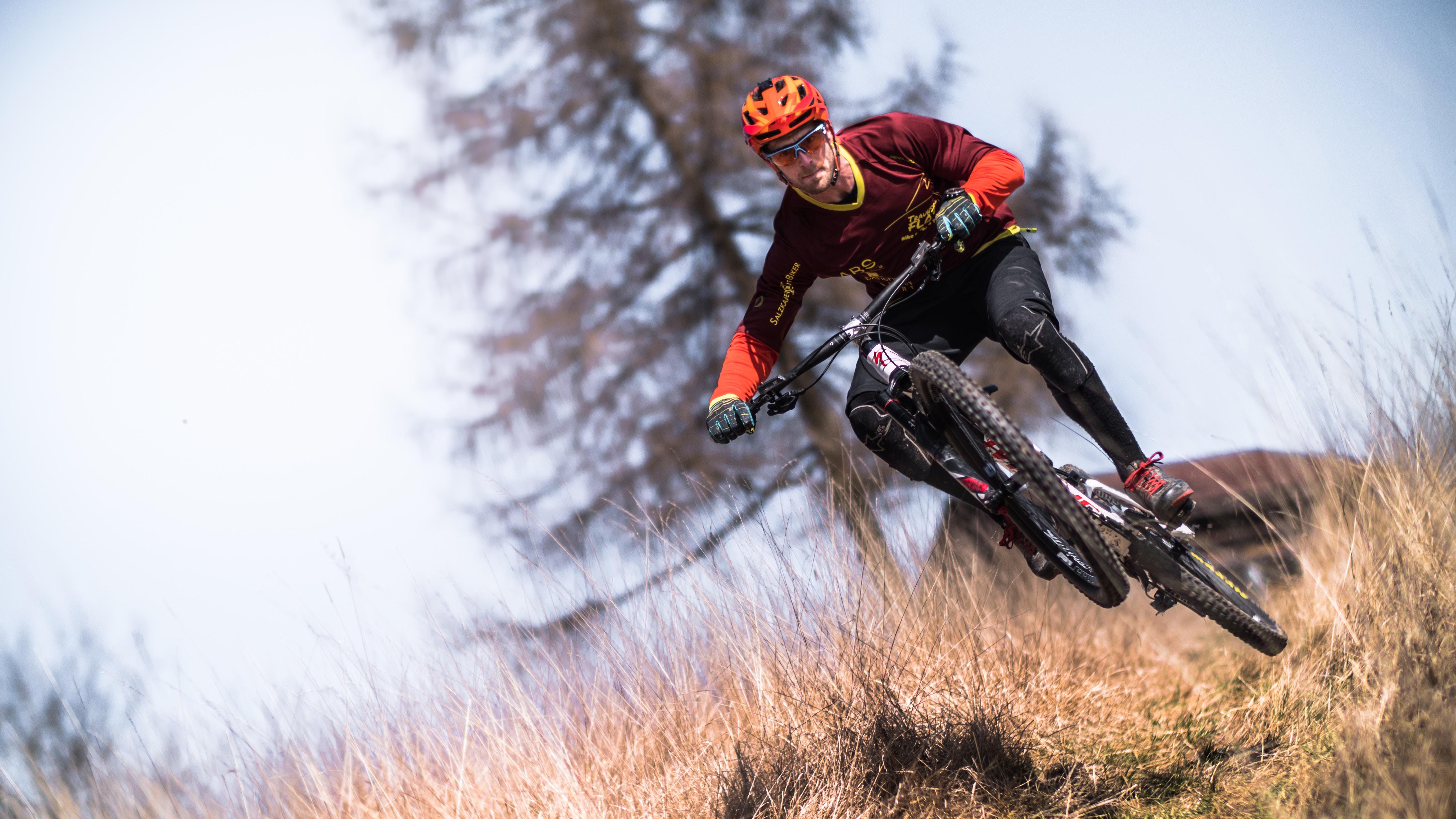 Mountainbike project fiets app