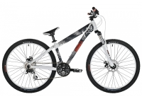 Dual en Dirt HT mountainbikes koopt u bij fietswinkel Bikester
