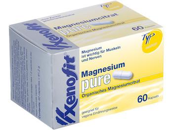Xenofit magnesium capsules