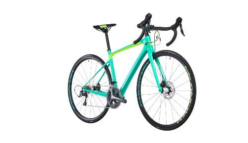 Racefiets Cube online op Bikester.be