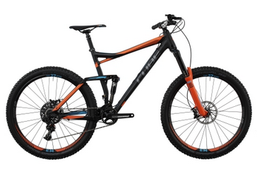 Cube Full Suspension Mountainbike online kopen