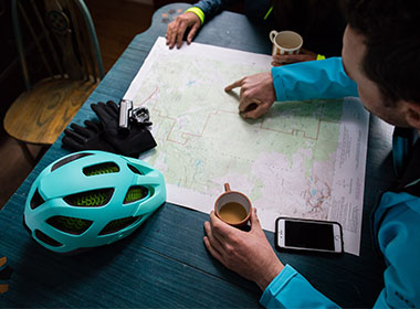 Bontrager Fahrradhelme