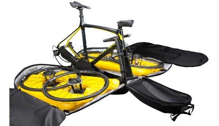 Fietskoffers transport fiets Bikester